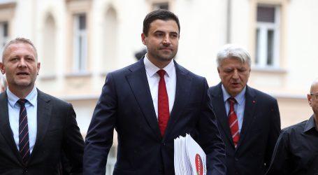 """Bernardić: """"Za razliku od HDZ-a, mi nudimo novi početak Hrvatske"""""""