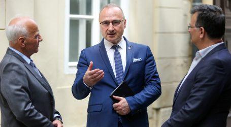 Grlić Radman: Hrvatska nije zadovoljna statusom hrvatske manjine u Srbiji