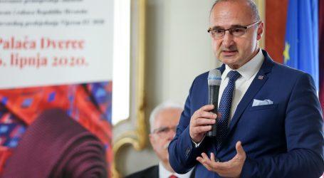 """Grlić Radman: """"Hrvatska je u doba potresa i koronavirusa napravila najviše što je mogla"""""""