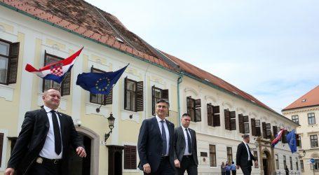 """Plenković: """"Bernardić nema hrabrosti doći na sučeljavanje, a kamoli voditi državu"""""""
