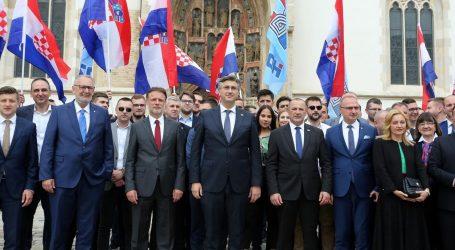 Ovo su svi HDZ-ovi kandidati za parlamentarne izbore
