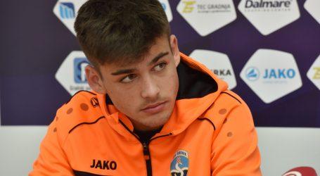 Marko Bulat stavio potpis na novi ugovor sa Šibenikom