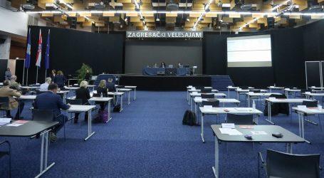 Sjednica zagrebačke Gradske skupštine bez kvoruma, nastavak u četvrtak