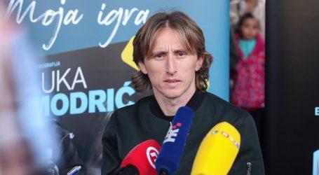 """MODRIĆ: """"Vidio bih se u nekom talijanskom klubu, ali Real je prioritet"""""""