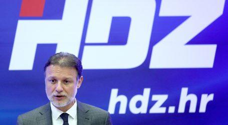 """Jandroković: """"Glas za HDZ jamči sigurnost, a za Škoru neizvjesnost"""""""