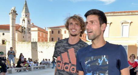 ADRIA TOUR: Rubljov jutros sletio u Zadar, počinje teniski megaspektakl