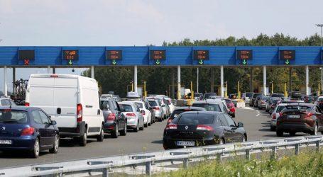 Gužve na autocestama i na granicama