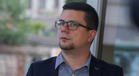 SDP-ov saborski zastupnik Hajduković fizički napadnut u Osijeku, policija privela jednu osobu