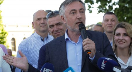 """ŠKORO: """"Bez Domovinskog pokreta neće se sastavljati buduća Vlada"""""""