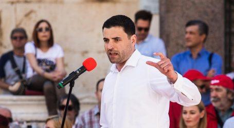 Bernardić rekao da je u HDZ-u na djelu 'kvadratomanija', Plenković mu odgovorio