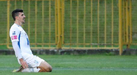 HT PRVA LIGA Osijek osamdesetim pogotkom Marića svladao Inter i privemeno preuzeo drugo mjesto