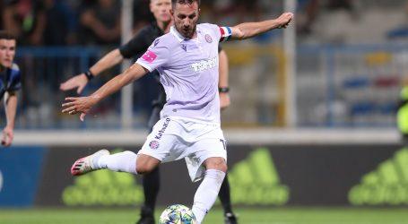 Kapetan Hajduka oštro prema suigračima: Neki se trebaju zapitati za koji klub igraju