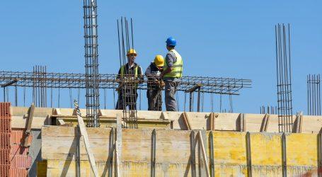 DZS: Vrijednost građevinskih radova u prvom tromjesečju porasla 12,4 posto