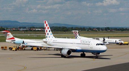 Croatia Airlines obnavlja međunarodne letove iz Zagreba u europska odredišta