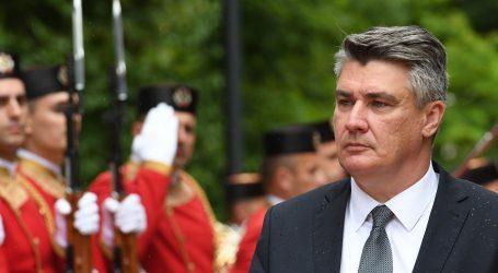 Predsjednik Milanović otkazao posjet Moskvi