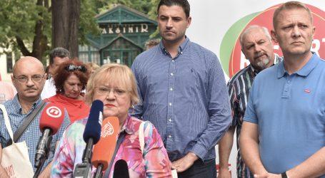 """Bernardić: """"Pomoći ćemo građanima koje je Vlada ostavila na cjedilu"""""""
