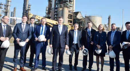 Naša kvalitetna nafta ide u Mađarsku, a u Rijeci se prerađuje 'teška' ruska