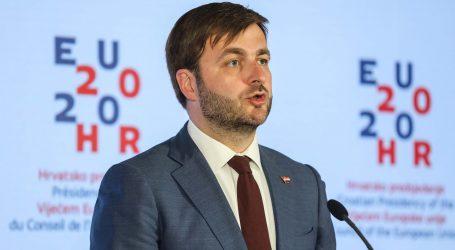 Ministar Ćorić održao sastanak oko daljnjeg procesa otkupa dionica u INA-i
