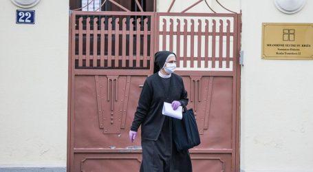 Oglasili se iz đakovačkog samostana, koronavirus ima i djelatnik Pošte