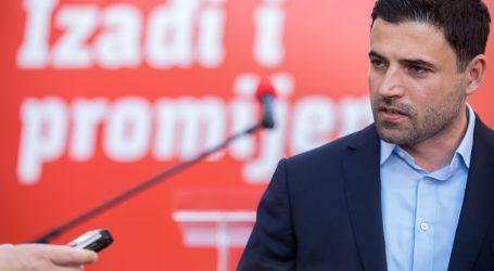 """Bernardić: """"Stožer mijenja pravila kada su u pitanju članovi HDZ-a"""""""