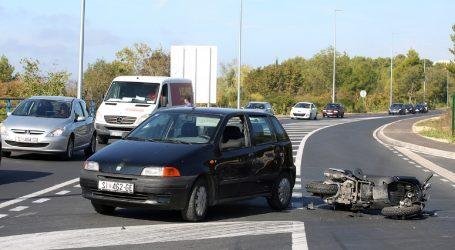 Motociklist poginuo kod Rakovice
