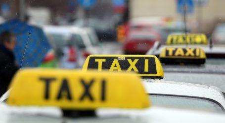 HOK podržava produljenje roka za prilagodbu uvjeta starosti taksi vozila