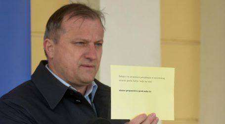 "Zadarski gradonačelnik: ""Kad gledamo po gradu, malo smo se opustili"""