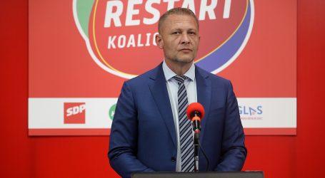 """Restart koalicija: """"Plenković se ponaša kao bahati Balkanac i nije ga briga za građane"""""""