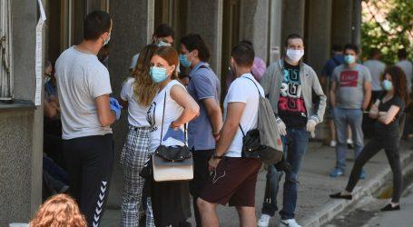 U Srbiji 137 novooboljelih, raste broj osoba na respiratorima