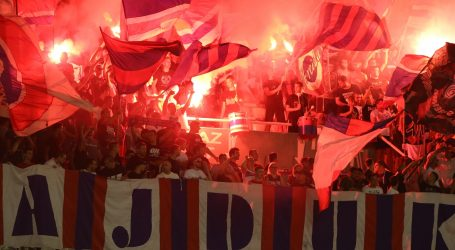 Hajduk slavljem protiv 'Farmaceuta' ponovno drugi, Lima u 90. minuti promašio penal