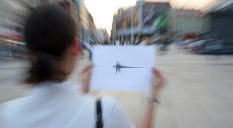 ZAGREB: Ponovio se potres, ovoga puta 1,9 stupnjeva po Richteru