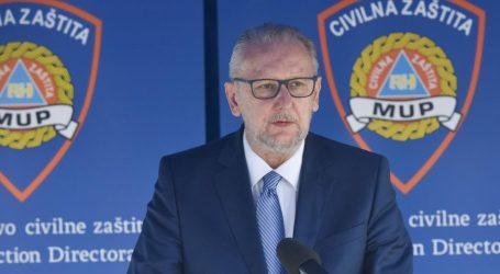 Sastaje se Nacionalni stožer, danas odluka o novom režimu na granicama sa Srbijom i BiH