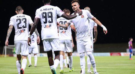 Gorica golovima Hamada, Suka i Ndiayea do slavlja, Jakoliš strijelac za Hajduk