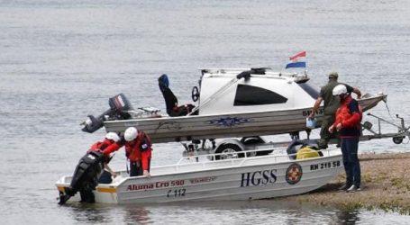 Potraga za osamnaestogodišnjakom nestalim u jezeru Oriovac