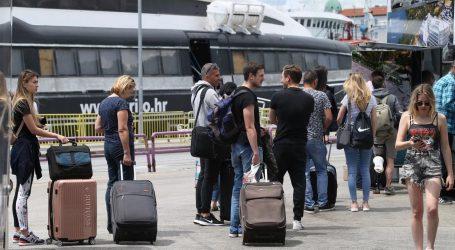 PRODULJENI VIKEND: U Hrvatskoj trenutno 92 tisuće turista