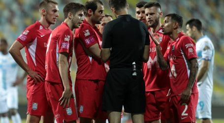 Pajač i Jović suspendirani do kraja sezone