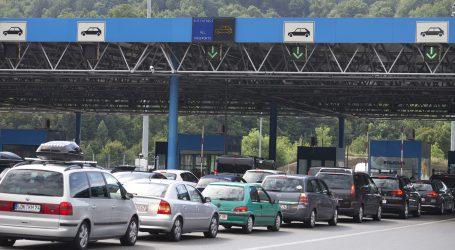 HAK: Pojačani promet na graničnim prijelazima