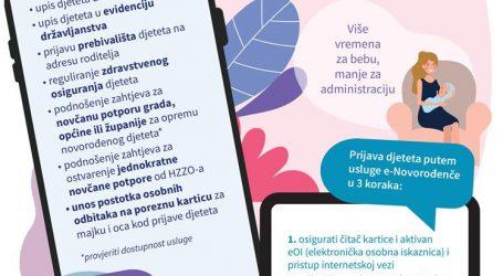 VIDEO: DIGITALIZACIJA: Gospić pristupio usluzi e-Novorođenče