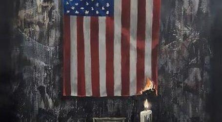 Banksy objavio novu sliku, podržao pokret 'Black Lives Matter'