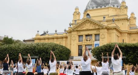 Međunarodni dan joge i ovog 21. lipnja u dvadeset hrvatskih gradova