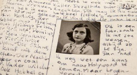 Najpoznatiji dnevnik na svijetu Anna Frank počela je pisati 14. lipnja 1942.