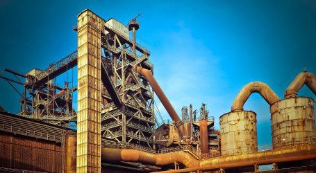 Industrijska proizvodnja potonula najviše od 2009.