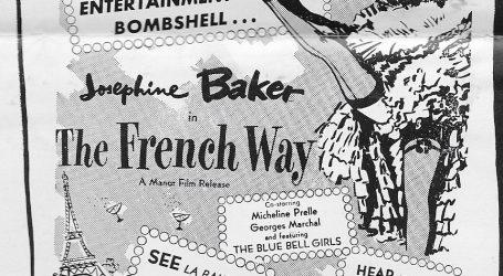 CRNI BISER: Josephine Baker je bila žena ispred svog vremena