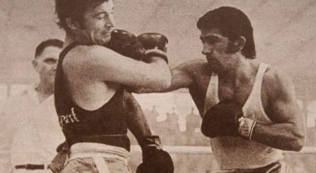 SJEĆANJE: Marijan Beneš, legendarni boksač i romantični pjesnik