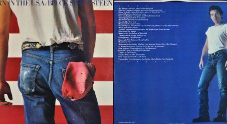 LIPANJ 1984.: Objavljen Springsteenov album Born in the U.S.A.