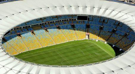 Brazilski nogomet se vratio na praznoj Maracani