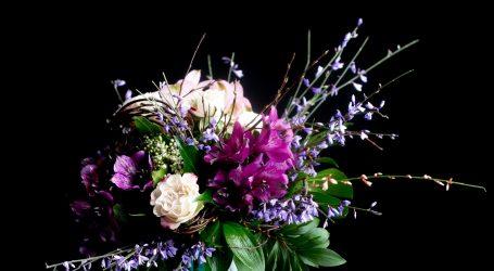 NOVO OD STAROG: Ideja za izradu cvjetne ukrasne ukosnice