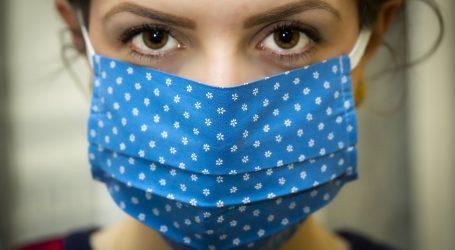 WHO SAVJETUJE: Nosite maske na javnim mjestima
