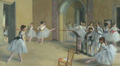UMJETNIK: Za Degasa linija nije oblik, ona je 'način na koji se vidi oblik'