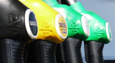 Od ponoći ponovno skočile cijene goriva